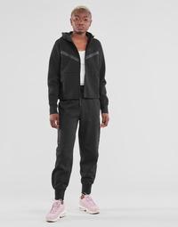 Υφασμάτινα Γυναίκα Φόρμες Nike NSTCH FLC ESSNTL HR PNT Black