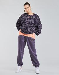 Υφασμάτινα Γυναίκα Φόρμες Nike NSICN CLSH JOGGER MIX HR Violet / Ροζ