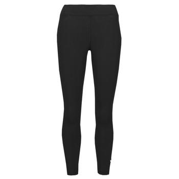 Υφασμάτινα Γυναίκα Κολάν Nike NSESSNTL 7/8 MR LGGNG Black / Άσπρο