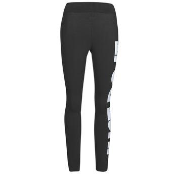 Υφασμάτινα Γυναίκα Κολάν Nike NSESSNTL GX HR LGGNG JDI Black / Άσπρο