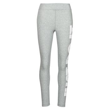 Υφασμάτινα Γυναίκα Κολάν Nike NSESSNTL GX HR LGGNG JDI Grey / Άσπρο
