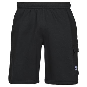 Υφασμάτινα Άνδρας Σόρτς / Βερμούδες Nike NSCLUB BB CARGO SHORT Black