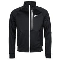 Υφασμάτινα Άνδρας Σπορ Ζακέτες Nike NSTE N98 PK JKT TRIBUTE Black / Άσπρο