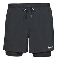Υφασμάτινα Άνδρας Σόρτς / Βερμούδες Nike DF FLX STRD 2IN1 SHRT 5IN Black