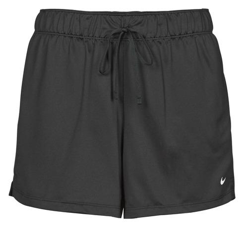 Υφασμάτινα Γυναίκα Σόρτς / Βερμούδες Nike DF ATTACK SHRT Black / Άσπρο