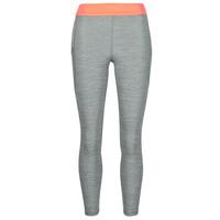 Υφασμάτινα Γυναίκα Κολάν Nike NIKE PRO TIGHT 7/8 FEMME NVLTY PP2 Grey / Orange / Άσπρο