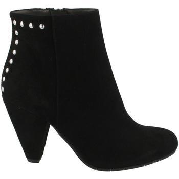 Παπούτσια Γυναίκα Μποτίνια She - He  Negro