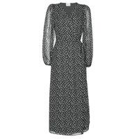 Υφασμάτινα Γυναίκα Μακριά Φορέματα Vila VICELIMA Black
