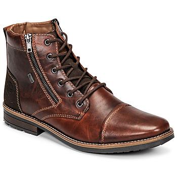 Παπούτσια Άνδρας Μπότες Rieker  Brown
