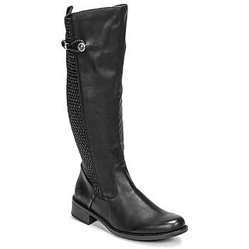 Παπούτσια Γυναίκα Μπότες για την πόλη Rieker  Black