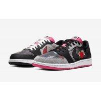 Παπούτσια Χαμηλά Sneakers Nike Air Jordan 1 Low Chinese New Year Black/Grey/Pink