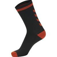 Αξεσουάρ Κάλτσες Hummel Chaussettes  Elite Indoor Low noir/rouge