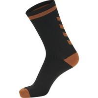 Αξεσουάρ Κάλτσες Hummel Chaussettes  Elite Indoor Low noir/orange