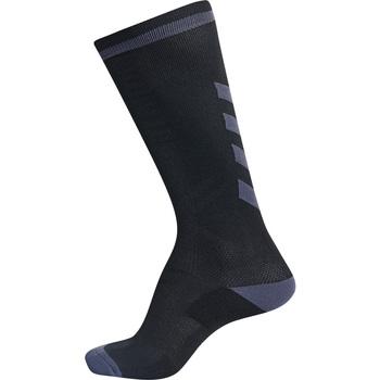 Αξεσουάρ Παιδί Αθλητικές κάλτσες  Hummel Chaussettes  elite indoor high noir/gris foncé