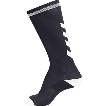 Αξεσουάρ Παιδί Κάλτσες Hummel Chaussettes  elite indoor high noir/blanc