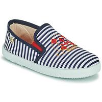Παπούτσια Αγόρι Χαμηλά Sneakers Citrouille et Compagnie OCILO Marine