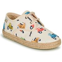 Παπούτσια Αγόρι Χαμηλά Sneakers Citrouille et Compagnie OSTINO Multicolore