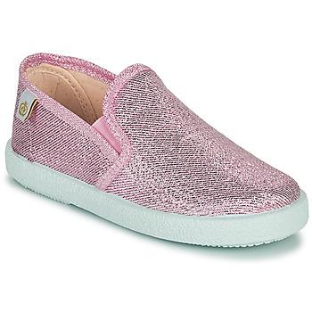 Παπούτσια Κορίτσι Μπαλαρίνες Citrouille et Compagnie OBILA Ροζ