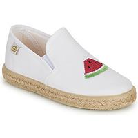Παπούτσια Κορίτσι Μπαλαρίνες Citrouille et Compagnie OFADA Άσπρο