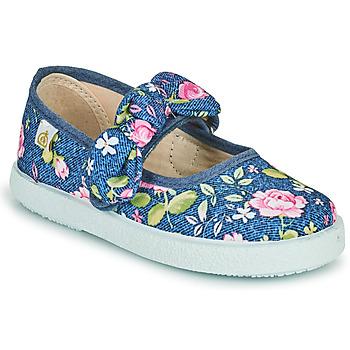 Παπούτσια Κορίτσι Μπαλαρίνες Citrouille et Compagnie OZETTE Jeans