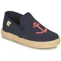 Παπούτσια Παιδί Μπαλαρίνες Citrouille et Compagnie OPASTA Marine