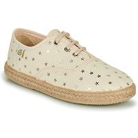 Παπούτσια Κορίτσι Χαμηλά Sneakers Citrouille et Compagnie OWAZA Gold
