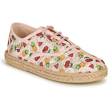 Παπούτσια Κορίτσι Χαμηλά Sneakers Citrouille et Compagnie OAKO Multicolore