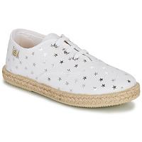 Παπούτσια Κορίτσι Χαμηλά Sneakers Citrouille et Compagnie OUAKA Argenté