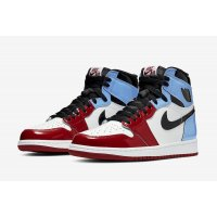 Παπούτσια Ψηλά Sneakers Nike Air Jordan 1 High Fearless  White/University Blue-Varsity Red-Black