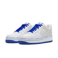 Παπούτσια Χαμηλά Sneakers Nike Air Force 1 Low More Then White/Lapis Blue