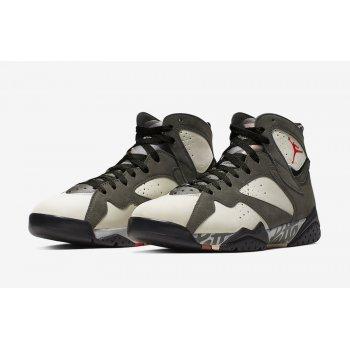 Παπούτσια Ψηλά Sneakers Nike Air Jordan 7 x Patta Icicle Icicle/Sequoia-River Rock-Light Crimson