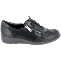 Παπούτσια Γυναίκα Μοκασσίνια Boissy Stephiel Noir Black
