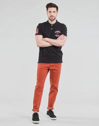 Υφασμάτινα Άνδρας Παντελόνια Chino/Carrot Jack & Jones JJIMARCO Red