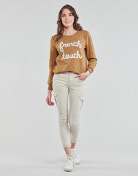 Υφασμάτινα Γυναίκα παντελόνι παραλλαγής Only ONLMISSOURI Beige
