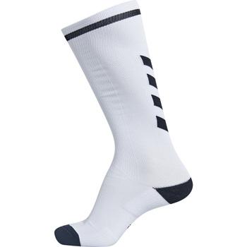 Αξεσουάρ Παιδί Κάλτσες Hummel Chaussettes  elite indoor high blanc/noir