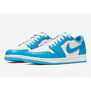 Παπούτσια Χαμηλά Sneakers Nike Air Jordan 1 Low x SB UNC Dark Powder Blue/Dark Powder Blue-White