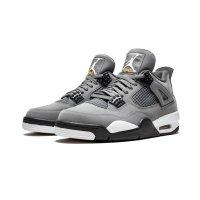 Παπούτσια Ψηλά Sneakers Nike Air Jordan 4 Cool Grey Cool Grey/Chrome-Dark Charcoal