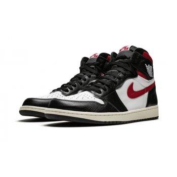 Παπούτσια Ψηλά Sneakers Nike Air Jordan 1 High Gym Red Black/White-Sail-Gym Red