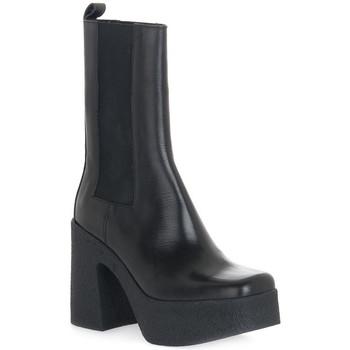 Παπούτσια Γυναίκα Μποτίνια Priv Lab VITELLO NERO Nero