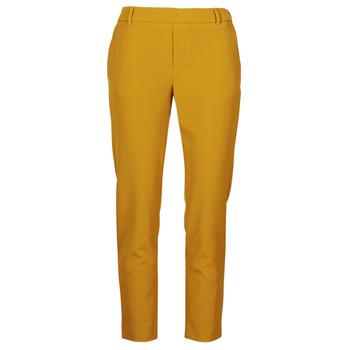 Υφασμάτινα Γυναίκα Παντελόνια Chino/Carrot Only ONLGLOWING Yellow