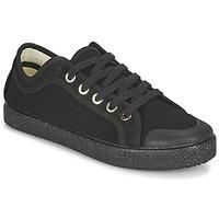 Παπούτσια Γυναίκα Χαμηλά Sneakers Dream in Green OBRINDILLE Black