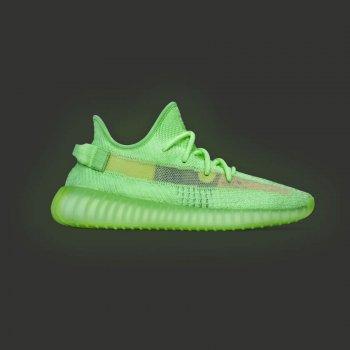 Παπούτσια Χαμηλά Sneakers adidas Originals Yeezy 350 V2 Glow Glow/Glow/Glow