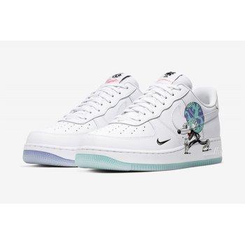 Παπούτσια Χαμηλά Sneakers Nike Air Force 1 Earth Day White
