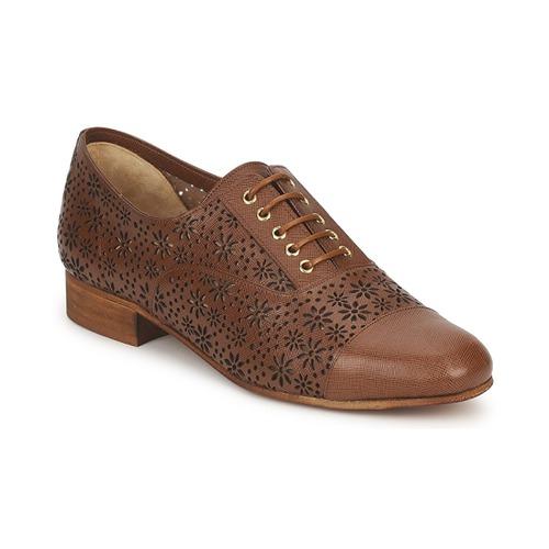Παπούτσια Γυναίκα Derby Moschino Cheap & CHIC PEONIA Brown