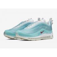 Παπούτσια Χαμηλά Sneakers Nike Air Max 97 Shanghai Kaleidoscope Icy Blue/Red-White