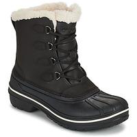 Παπούτσια Γυναίκα Μπότες Crocs ALL CAST II BOOT W Black