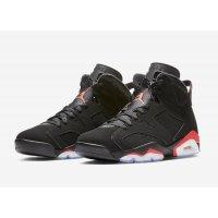 Παπούτσια Ψηλά Sneakers Nike Air Jordan 6 Infrared Black/Infrared
