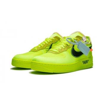 Παπούτσια Χαμηλά Sneakers Nike Air Force 1 Low x Off White