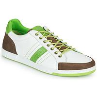 Παπούτσια Άνδρας Χαμηλά Sneakers Kdopa MARIANO Άσπρο / Green