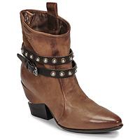 Παπούτσια Γυναίκα Μπότες Airstep / A.S.98 TINGET Brown